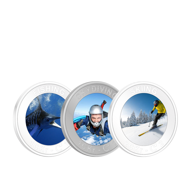 Drive customers to collect a full set to claim an associated prize